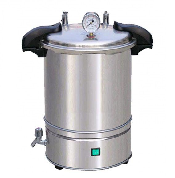 上海博讯YXQ-SG46-280S手提式高压灭菌器