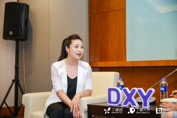郑州人民医院工会副主席马丽娜让中国医院品牌形象发展越发的有生命有灵魂doc389.png