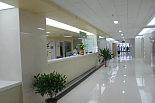 宽敞明亮的病房护理站