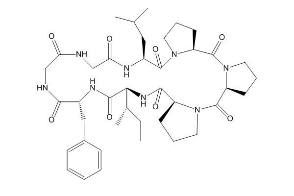 太子参环肽B(145459-19-4)
