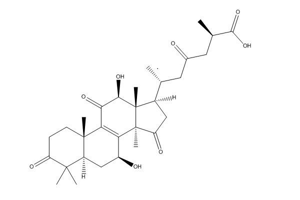 12-羟基灵芝酸D(942950-96-1)