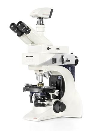 德国进口徕卡正置偏光显微镜_高温岩相显微镜_莱卡DM2700P