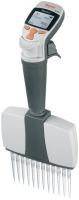 Finnpipette Novus 1-10 µl (micro-tip)*12道电动移液器, 含通用型插头充电器, CE 认证  46300100