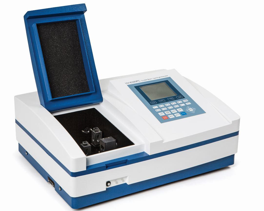 VWR® UV-6300PC 双光束型紫外可见光分光光度计