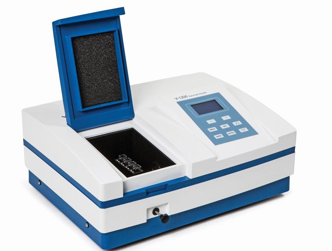 VWR® V-1200 可见光分光光度计
