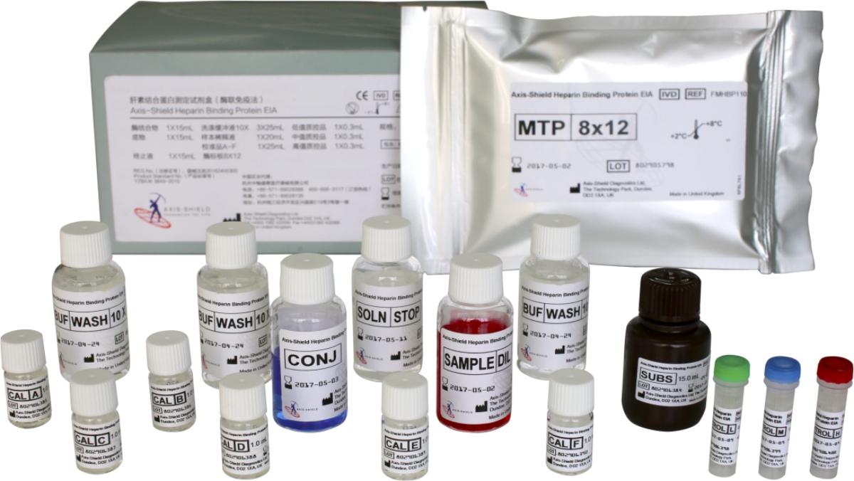 肝素結合蛋白檢測試劑盒(酶聯免疫法)