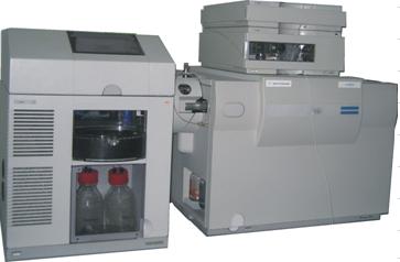 沃特斯液质联用谱仪 Alliance-2695 与 ZQ 质谱仪联用