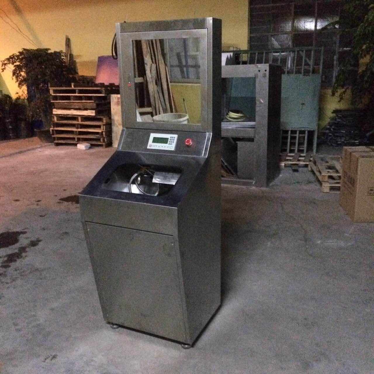 供应GMP厂房304不锈钢全自动洗手烘干机
