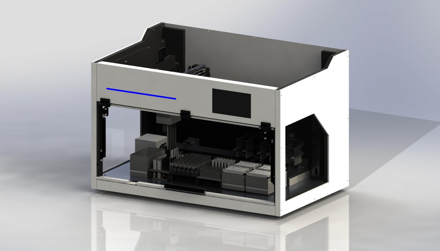 Lunample-X48plus全自动核酸提取仪