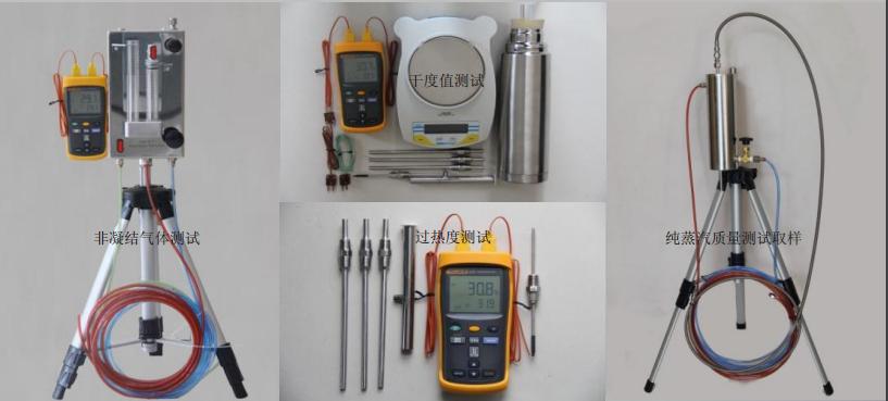 蒸汽质量测试仪、纯蒸汽质量检测