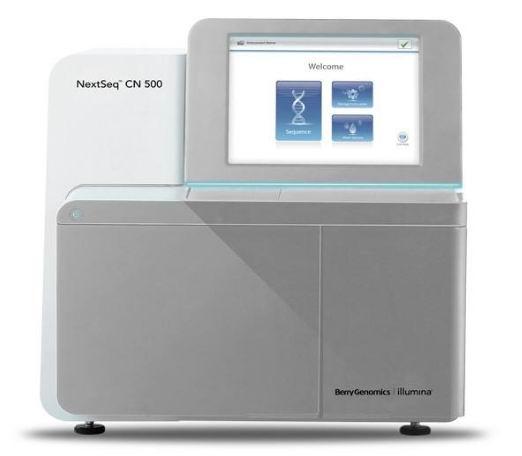 Illumina二代基因测序仪