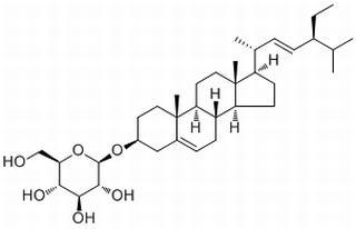 豆甾醇葡萄糖苷 CAS:19716-26-8
