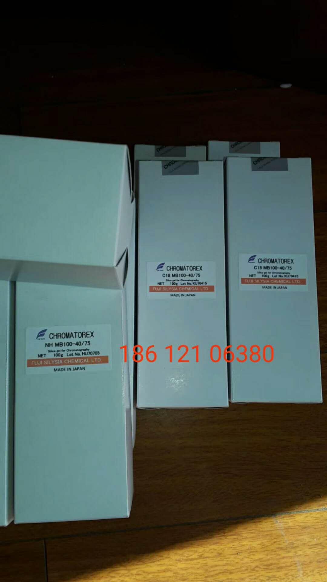 FUJI Chromatorex C18 MB 100-40/75通用型反相填料50um