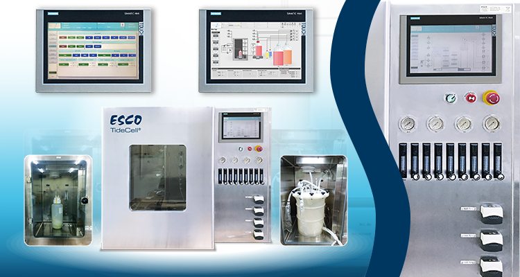 Esco VacciXcell 正在美国推出新的改进型TideCell