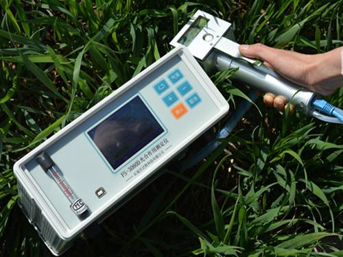 新型FS-3080D便携式光合仪