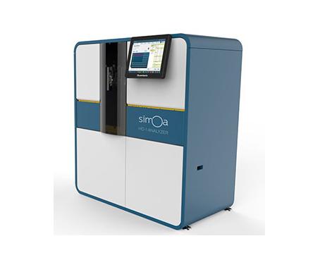 Simoa HD-1 数字式单分子免疫阵列分析仪