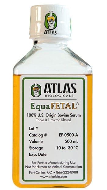 EquaFETAL® 100% US Origin Bovine Serum