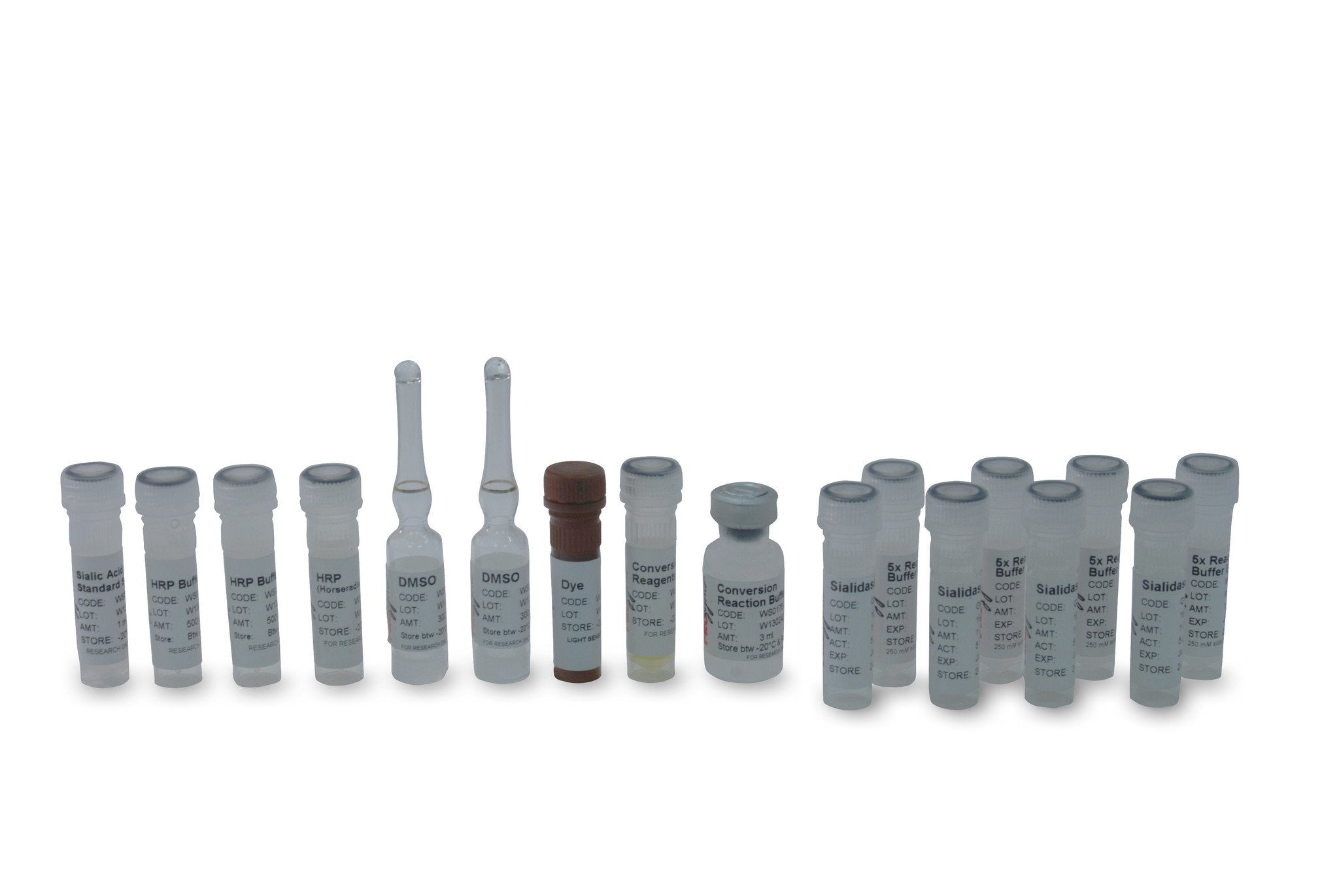 GlykoScreen™ Rapid Sialic Acid Quantitation Kit