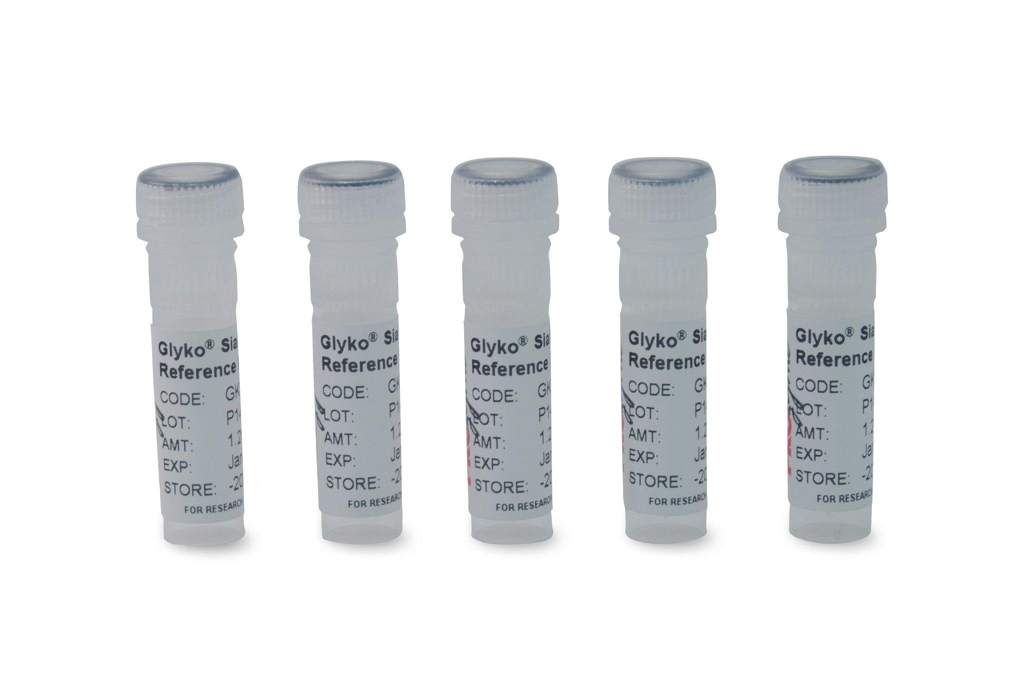 Glyko® Sialic Acid Reference Panel