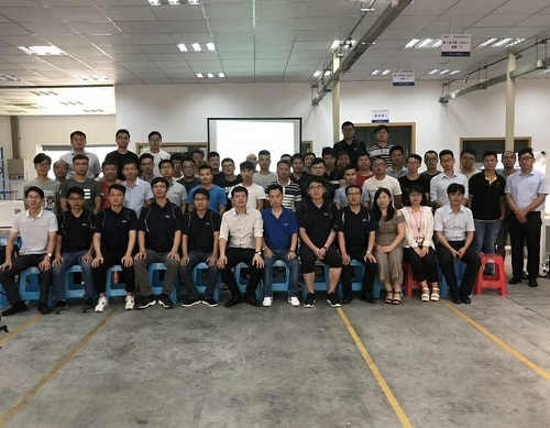 【Esco News】Esco中国2018年度代理商售后服务工程师培训会圆满结束