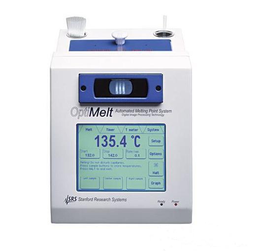 美国原装进口Optimelt全自动熔点仪MPA100