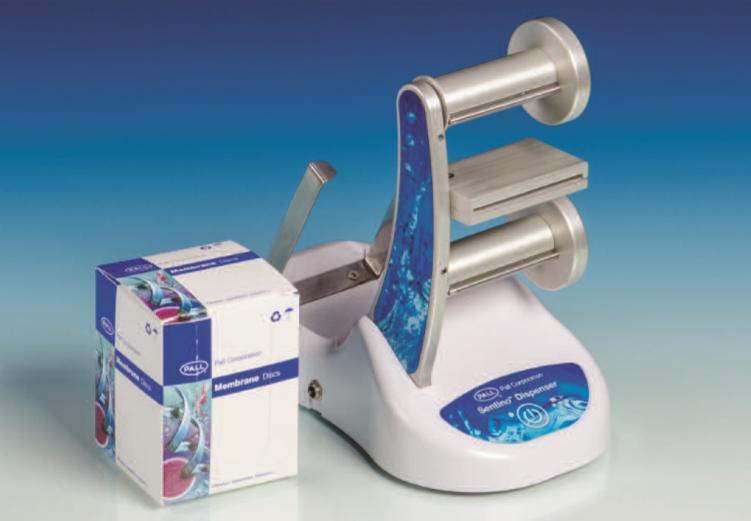 适用于Sentino分膜仪的微生物检测连体膜片
