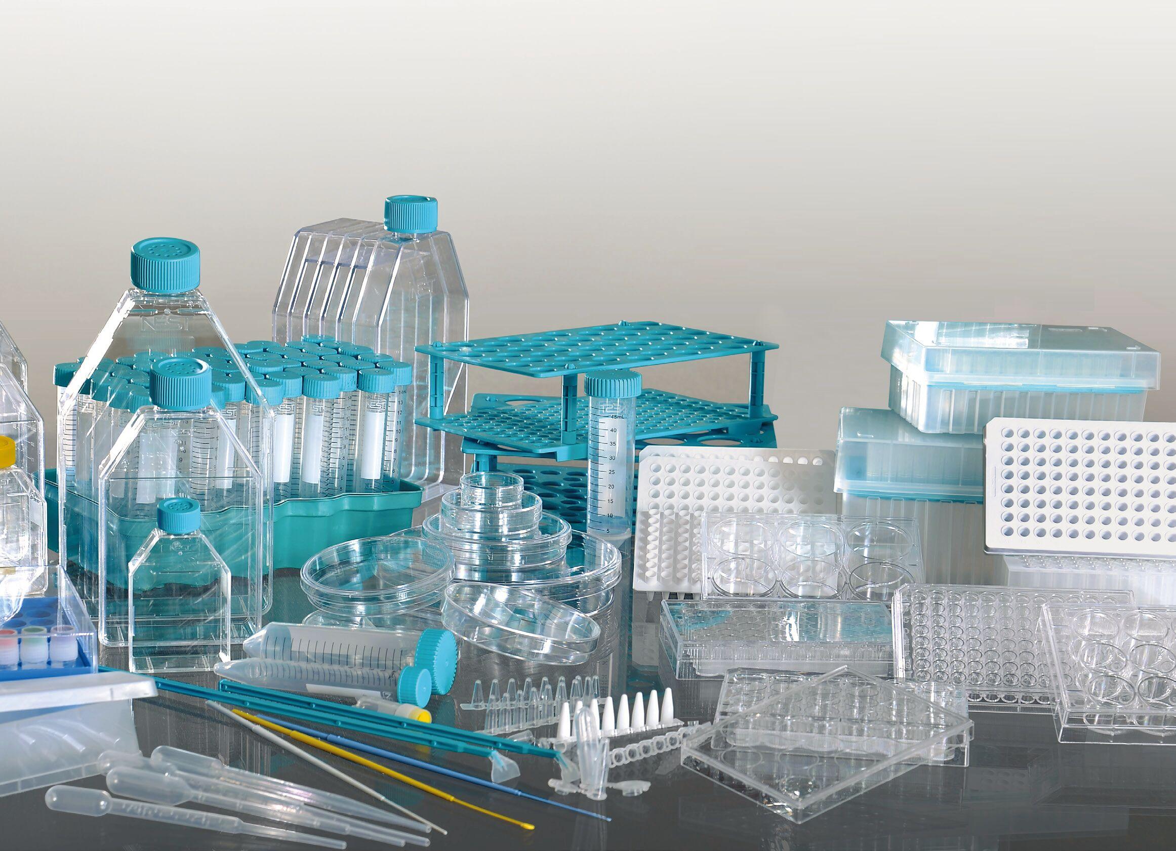 NEST 细胞培养耗材 培养瓶 培养板