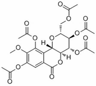 Bergenin pentaacetate HPLC≥98%