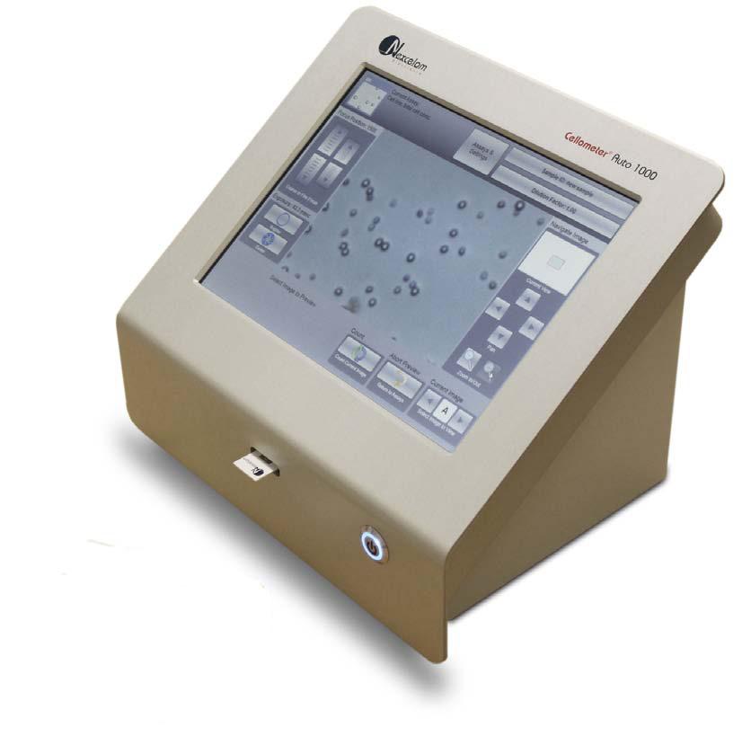 一体式细胞计数仪