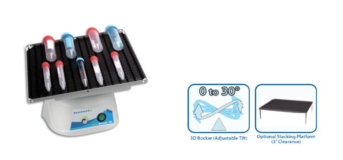 美国Benchmark BenchRocker 3D混合仪 分子生物混合仪B3D2300-E