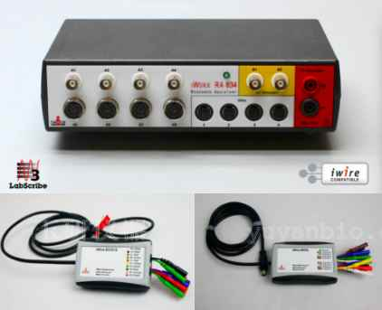 iWorx多道记录仪,多道生理记录仪