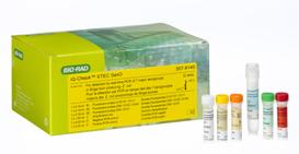 iQ-Check STEC VirX 檢測試劑盒