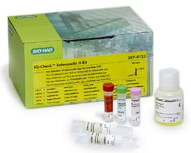 iQ-Check 沙門氏菌 II 檢測試劑盒