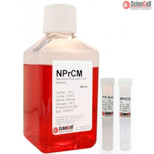 ScienCell 神经前体细胞分化培养基NPrCM(货号1511)
