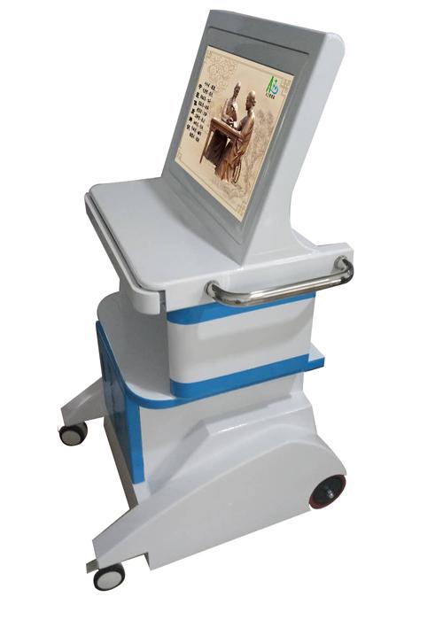 中医体质辨识系统主要新功能就是语音播报,操作简便