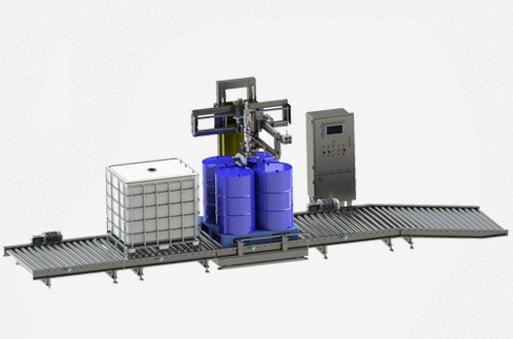 防爆灌装机,自动灌装机,化工液体灌装机