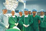 手术室合影