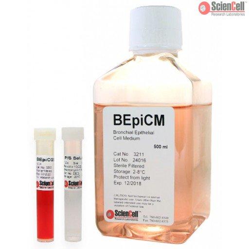 ScienCell支气管上皮细胞培养基BEpiCM(货号3211)