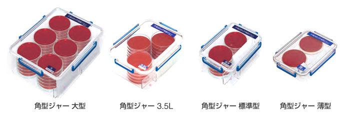 AnaeroPack·厌氧盒(标准形2.5L)