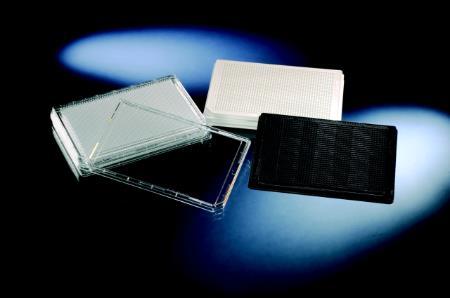 Nunc 标准板盖用于384孔微孔板,带有蒸发屏障,聚苯乙烯,外部尺寸127*85mm,未灭菌,264612