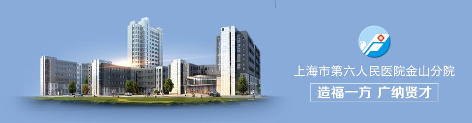 上海市第六人民医院金山分院招聘专题
