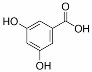 3,5-二羟基苯甲酸(99-10-5)分析标准品,HPLC≥98%