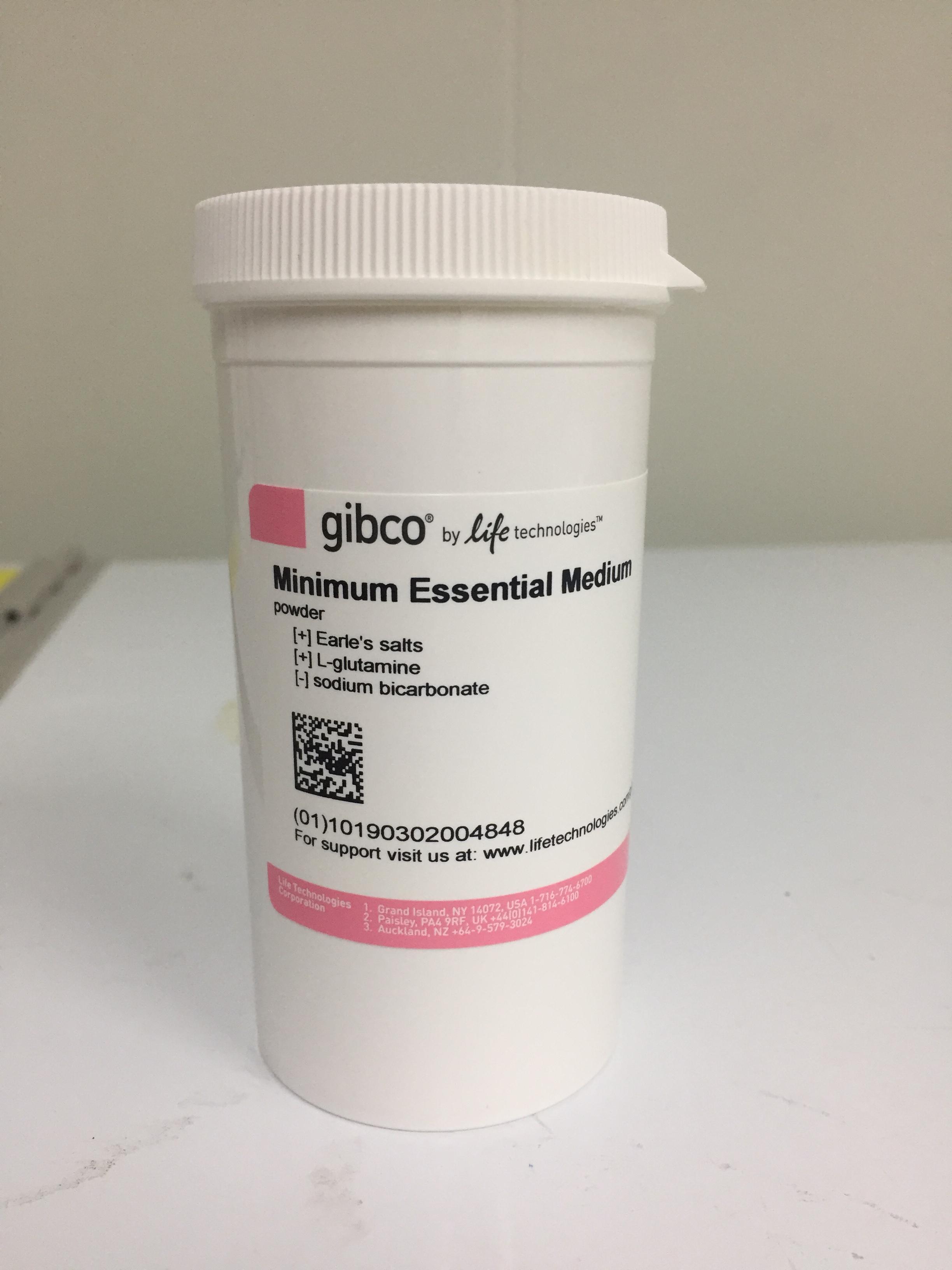 Gibco原装培养基干粉 MEM 61100087