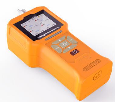 泵吸式甲醛检测仪(进口传感器)