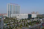 海宁市中心医院全景