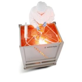 赛多利斯 Palletank® 不锈钢液体处理箱