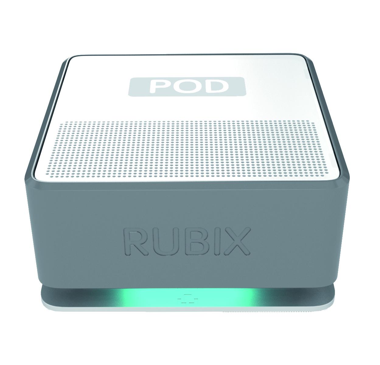 Rubix室內環境分析系統POD