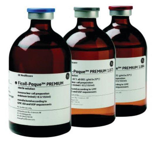 Ficoll-Paque PLUS,GE,淋巴细胞分离液,