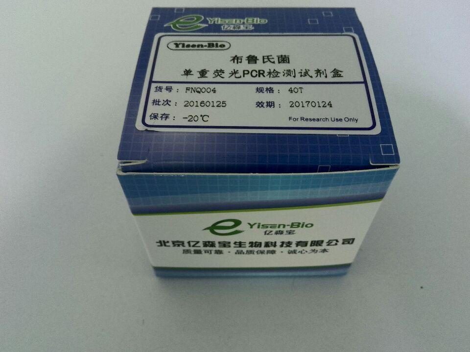 牛羊类荧光PCR检测产品