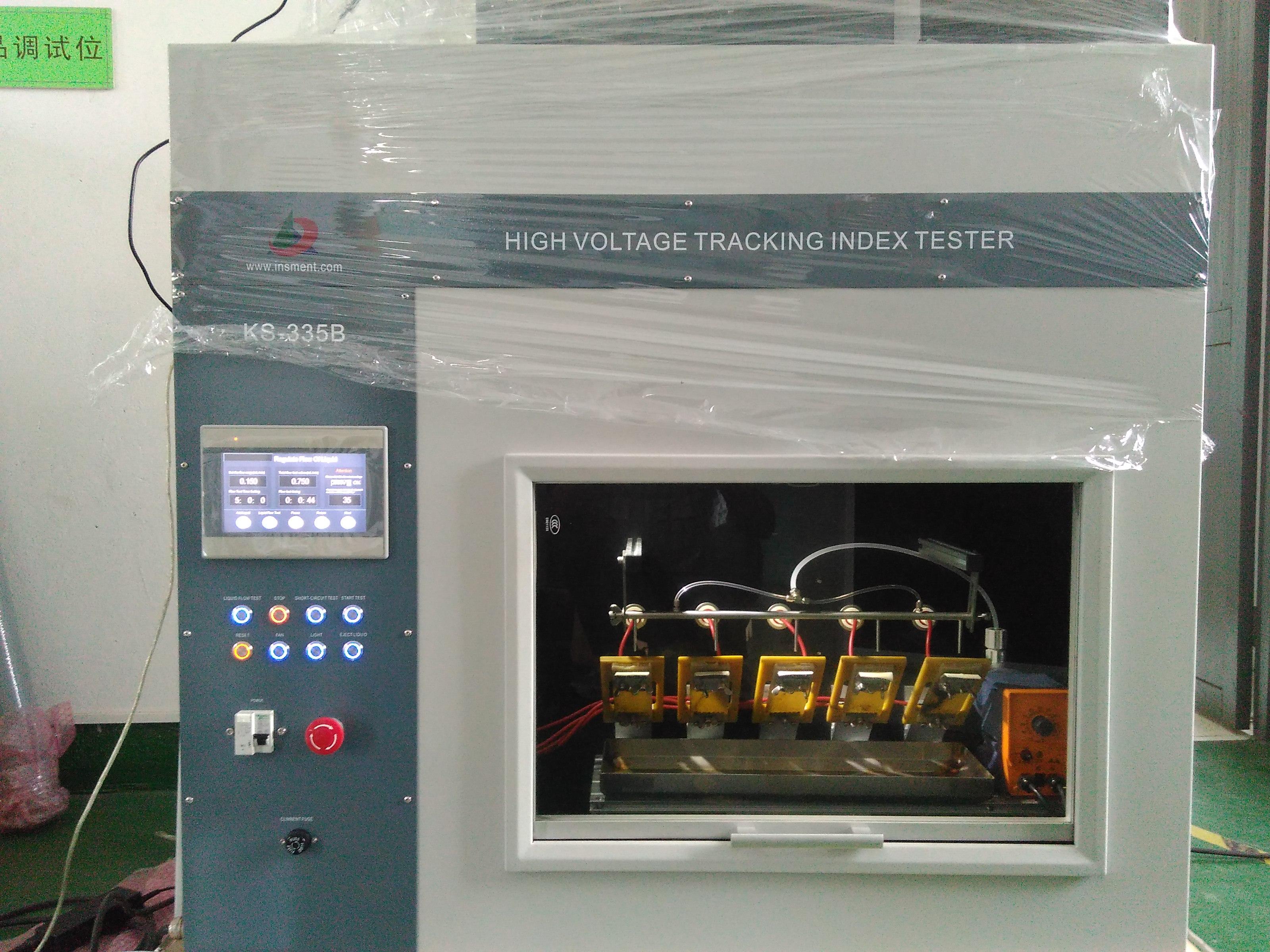 智能型高压漏电起痕试验机